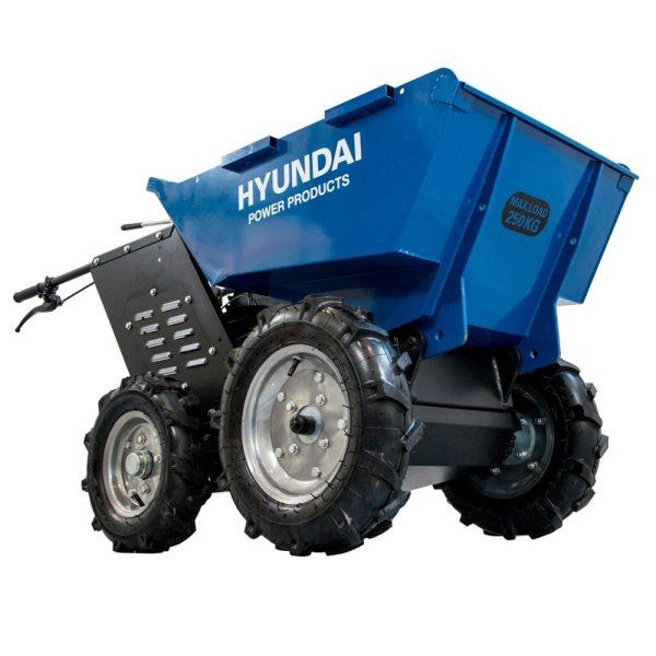 Hyundai HYMD250-5 petrol minidumper