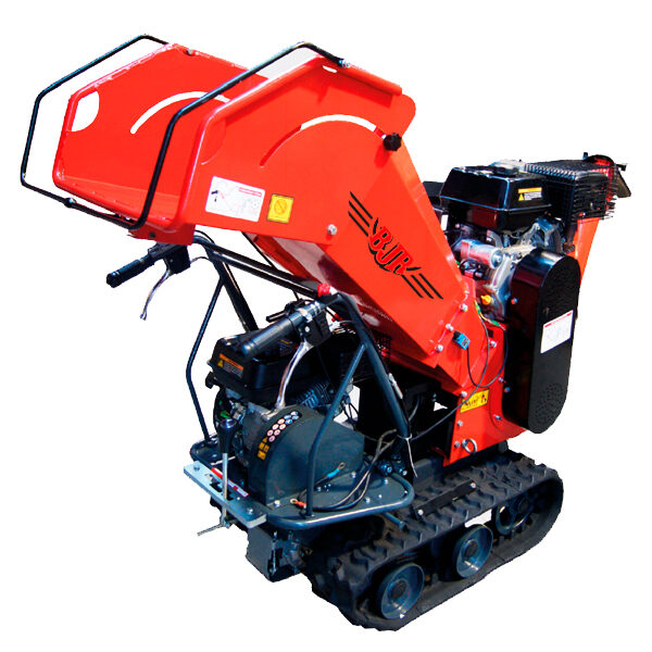 Trituradora de ramas BJR BIOT HD Loncin 15HP