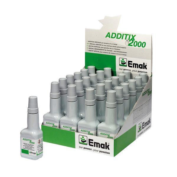 Aditivo especial para gasolina y gasóleo ADDITIX 2000