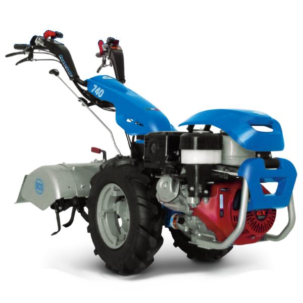 Motocultor BCS 740 Powersafe Gasolina HONDA GX-390V AE 11,7hp