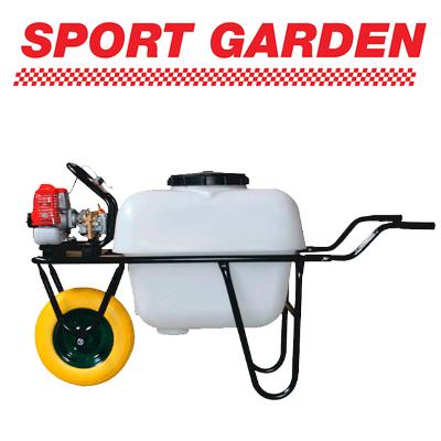 Carretillas sulfatadoras Sport Garden