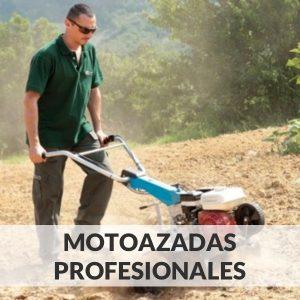 Motoazadas Profesionales