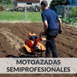 Semiprofessionelle Motorhacken