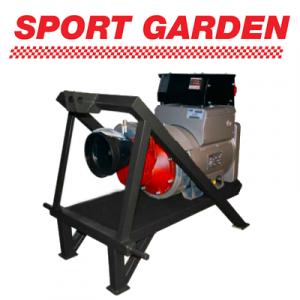 Generadores eléctricos PTO Tractor Sport Garden