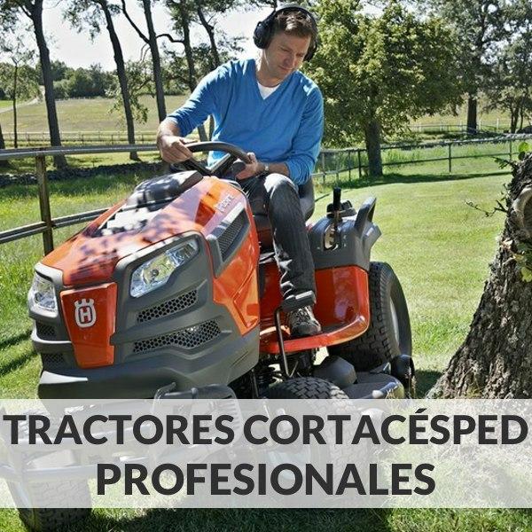 tractores cortacesped Profesionales
