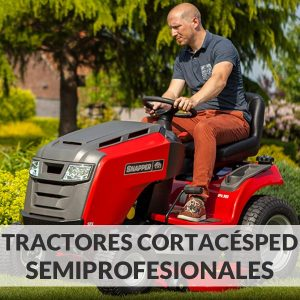 tractores cortacesped Semiprofesionales