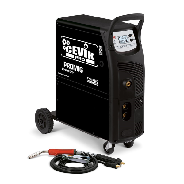 Cevik CE-PROMIG430SYN Wechselrichter-Drahtschweißgerät