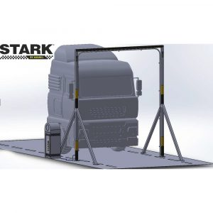 Arco de desinfección para vehículos Stark by Ausavil