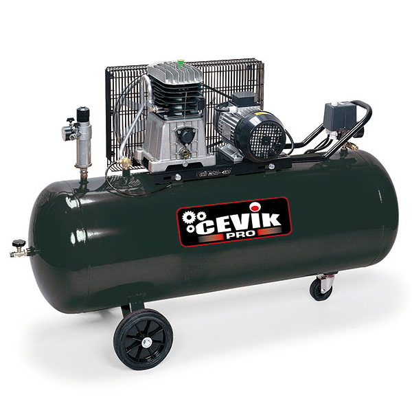 Compresor de aire Cevik CA-AB200/3M