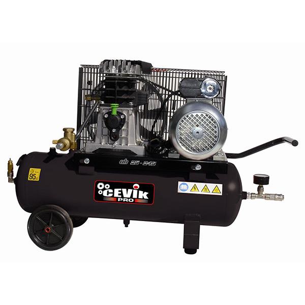 Compresor de aire Cevik CA-AB25/3MGT