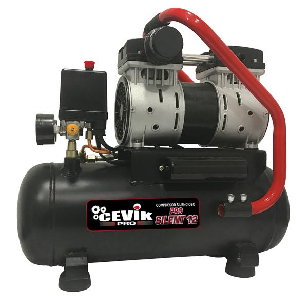 Cevik CA-PRO12SILENT Luftkompressor