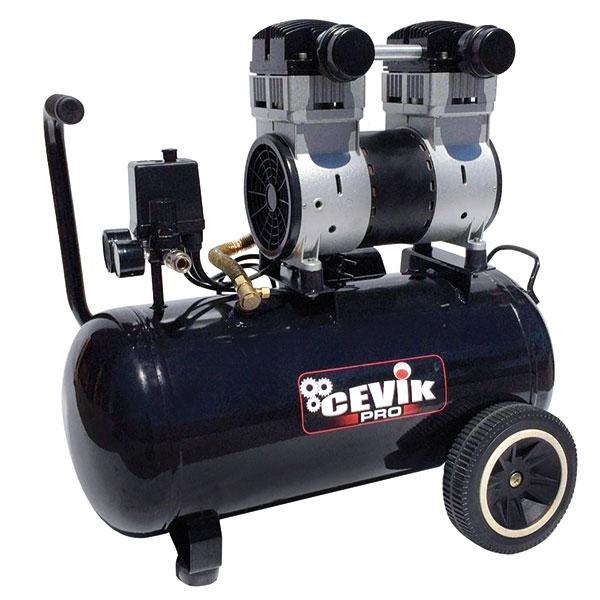 Cevik CA-PRO25SILENC Luftkompressor