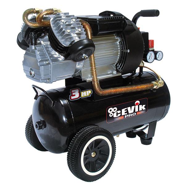 Compresor de aire Cevik CA-PRO25VX