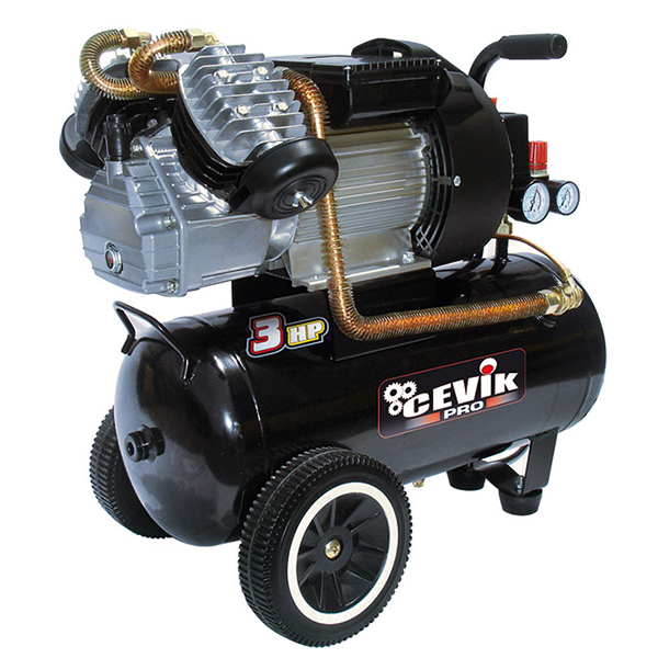 Cevik CA-PRO25VX Luftkompressor