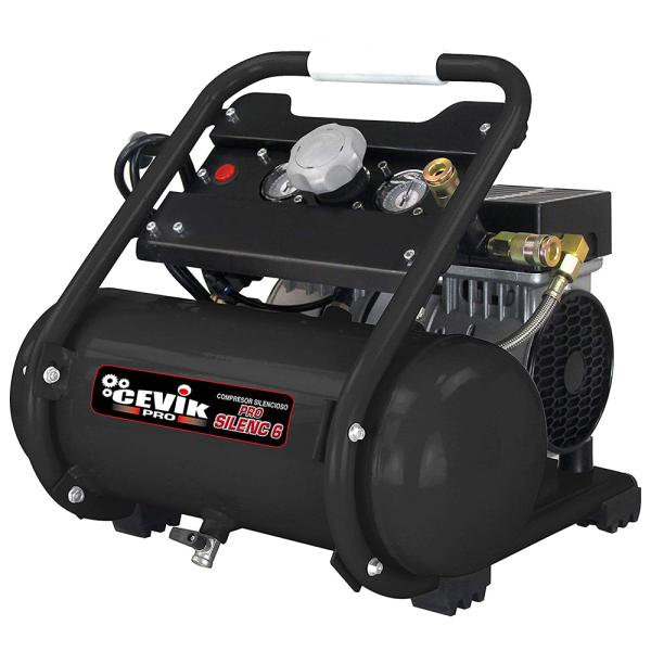 Cevik CA-PRO6SILENT Luftkompressor