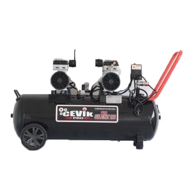 Compresor de aire Cevik CA-PRO80SILENT