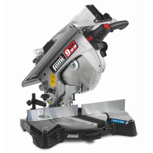 Tronzadora FM-999EVO para madera /aluminio - Diam. 305 - con mesa- 1700 W.