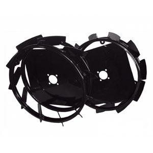 Juego de ruedas metálicas para Motocultor Meccanica Benassi MTC 620 Y MTC 620D