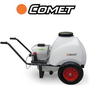 Carretillas sulfatadoras Comet