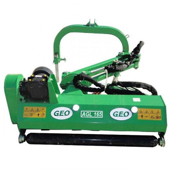 geo italy trituradora agl