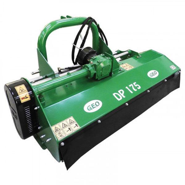 Trituradora para tractor con movimiento hidraúlico GEO ITALY DP