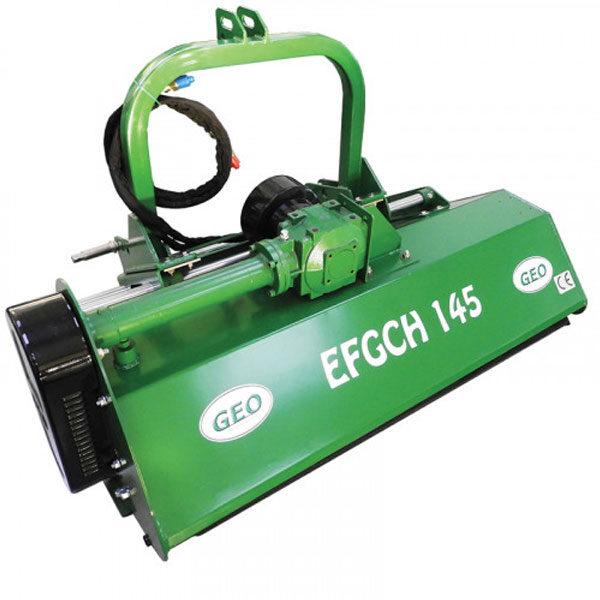 Trituradora para tractor con movimiento hidraúlico GEO ITALY EFGCH