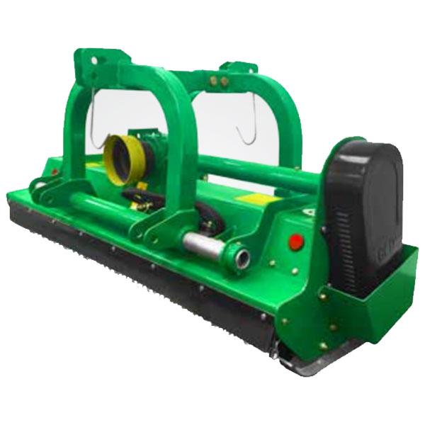 Wendeschredder mit hydraulischer Verdrängung für GEO ITALY AGN Traktor