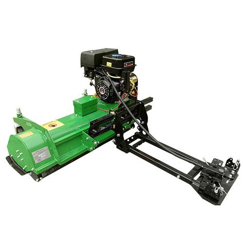 Trituradora F100 para  ATV/QUAD GEO ITALY (compatible con el kit de fijacion universal)