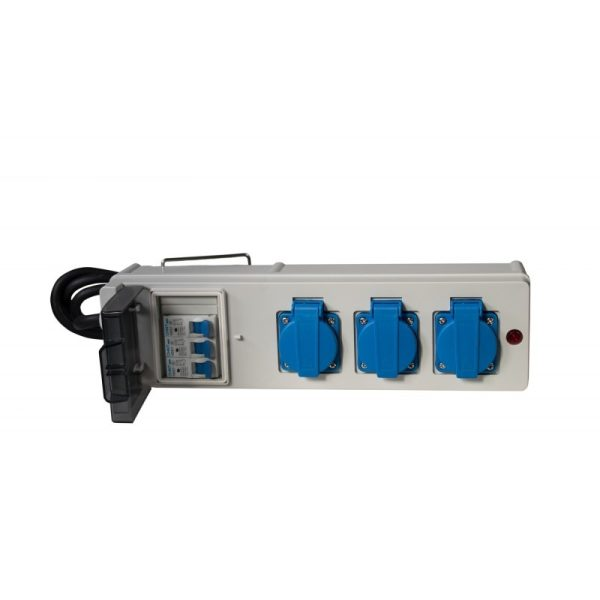 32A to 16A ITC adapter for Hyundai generators