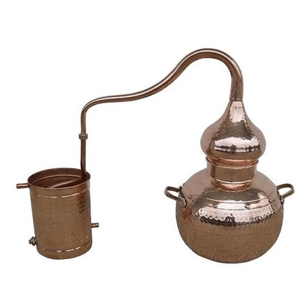 Klassischer Destillationssoldat zum Destillieren