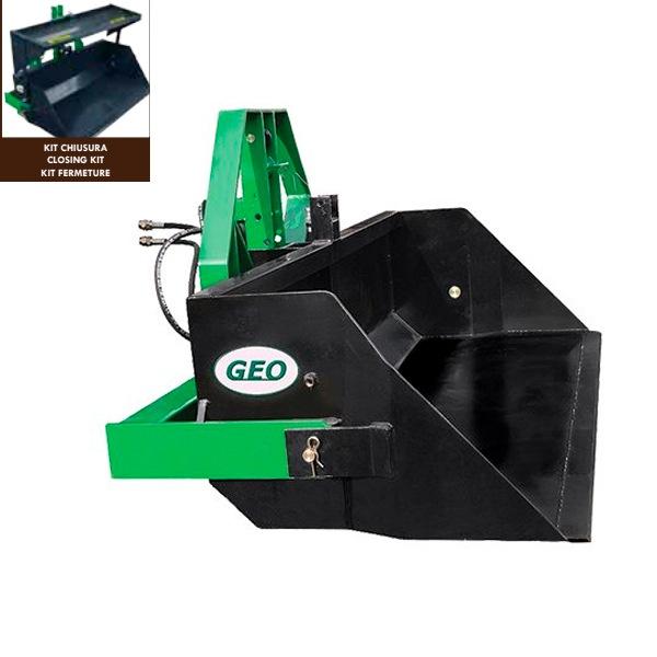Transportschaufel mit hydraulischer Kippung PRI GEO ITALY