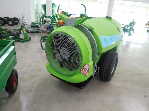 Anhängerzerstäuber mit Lüfter für ATEM 1000 GEO ITALY Traktor