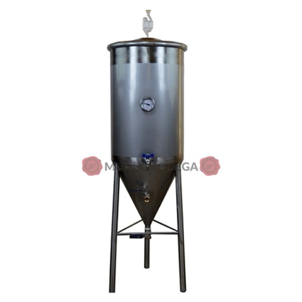 Depósito de vino fermentador inox. 304