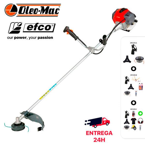 Desbrozadora EFCO Oleo Mac DSH 4000 T 40,2cc