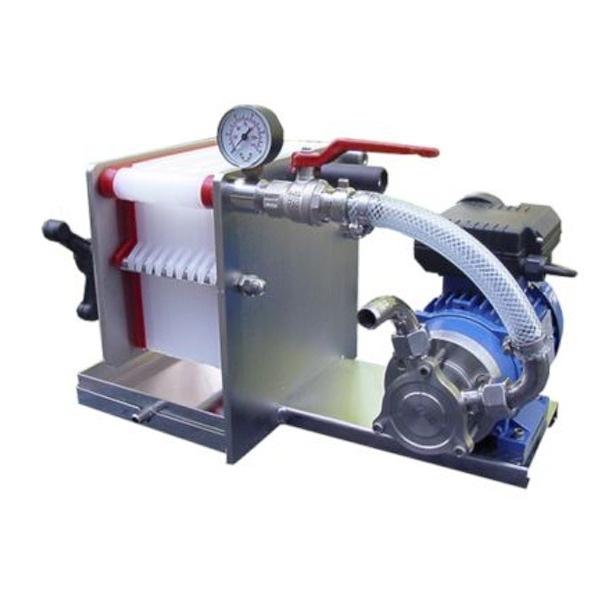 Filtradora de aceite modelo FJOLB 10PV OIL