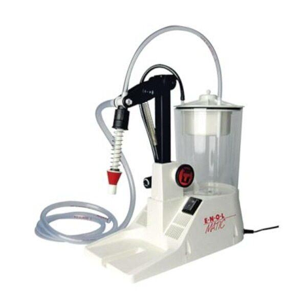 Llenadora de aceite ENOLMATIC OIL con sistema de vacio