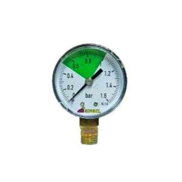 Manómetro para bombín 02501