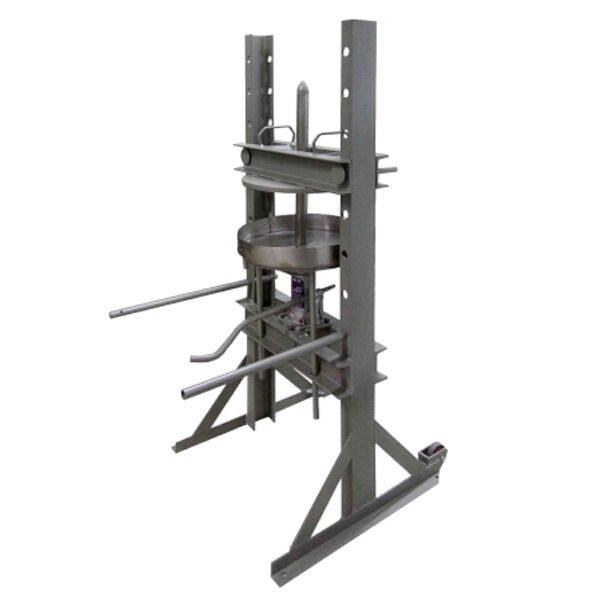 Presse à olives manuelle hydraulique Ø40