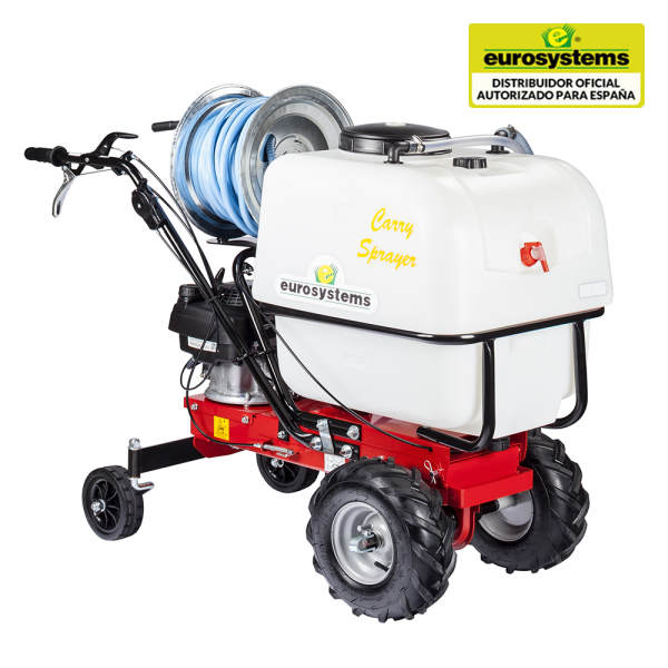 Eurosystems Carry Sprayer Brouette Sulfater 160 cc