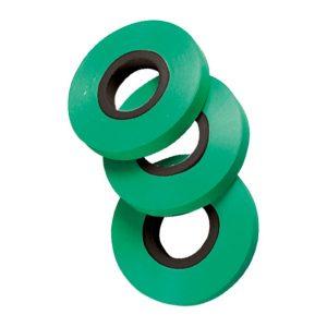 cinta pvc verde