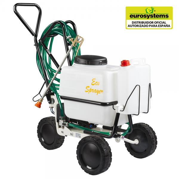 Camion de sulfatation à batterie Eurosystems Eco Sprayer 12V