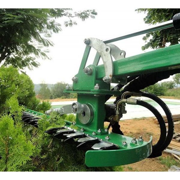 GEO ITALIEN AMD-T Traktor Heckenschere Arm
