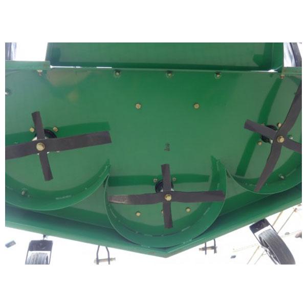 Freischneider mit drehbaren Rädern für den Traktor GEO ITALY DM 120