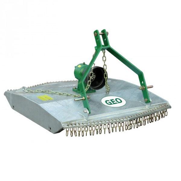 Messerbürstenschneider für GEO ITALY KM 100 Traktor