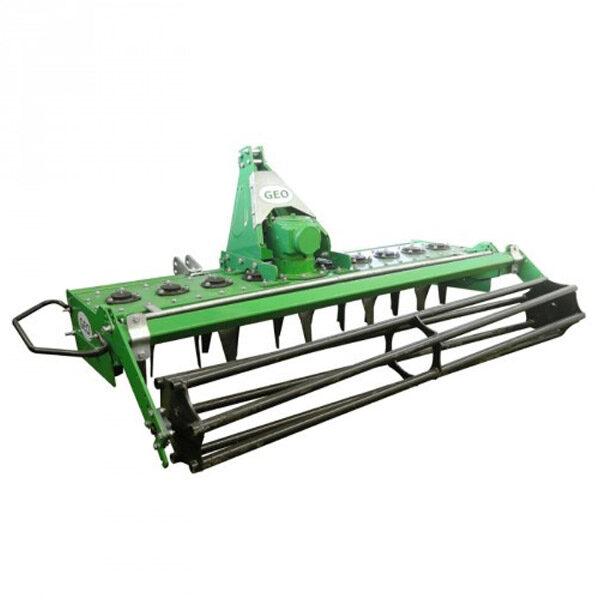 Grada rotativa para tractor GEO ITALY MG