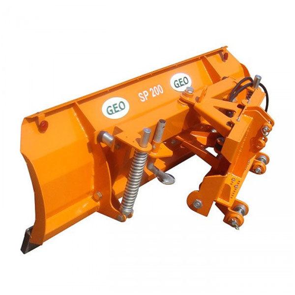 Pala de nieve para tractor GEO ITALY SP