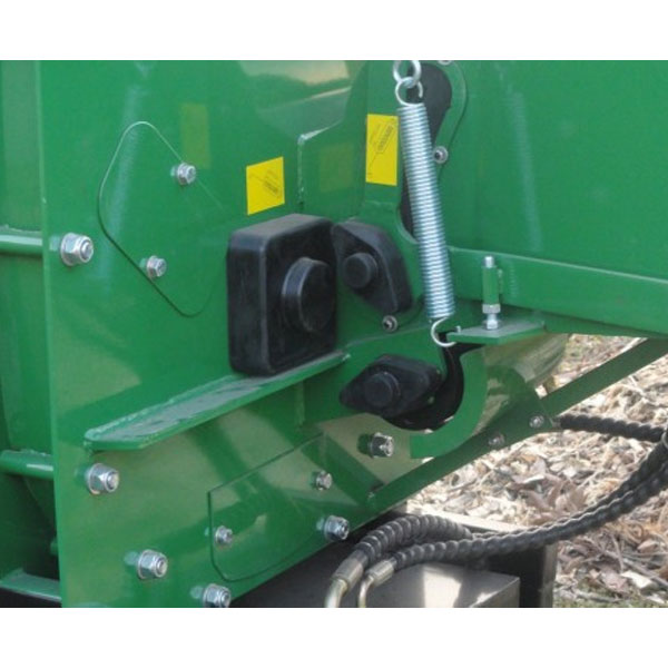 Holzhacker für GEO ITALY ECO 17H Traktor