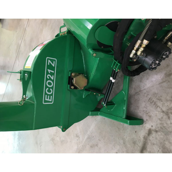 Bio-Schredder für GEO ITALY ECO 21-Z Traktor