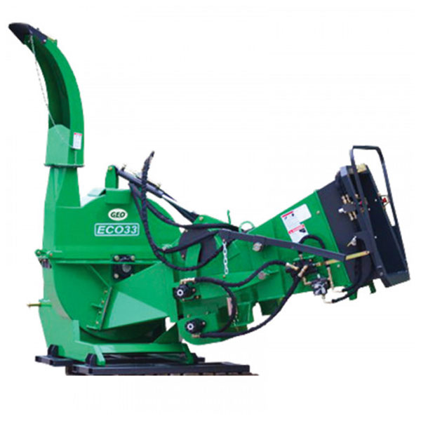 Holzhacker für GEO ITALY ECO 33 Traktor