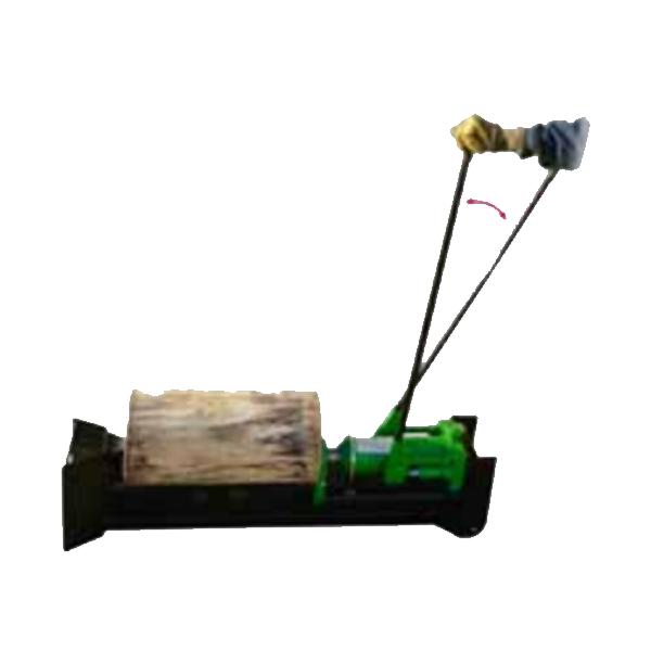 Separador de troncos de 10 toneladas con accionamiento manual MS GEO ITALY